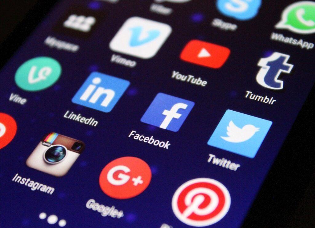 Het gebruik van social media blijft toenemen