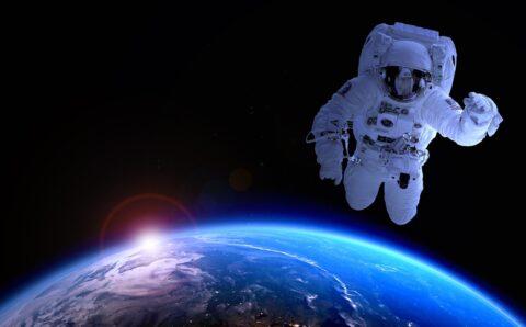 Na 10 jaar weer eindelijk in de ruimte