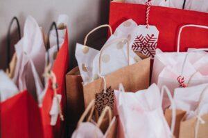 kerst shoppen