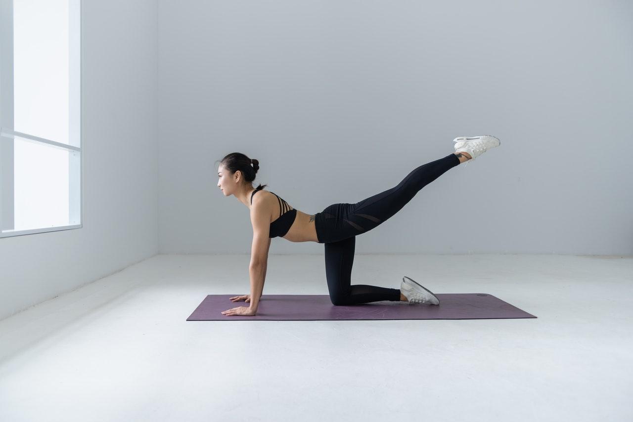 Yoga als middel tegen corona stress