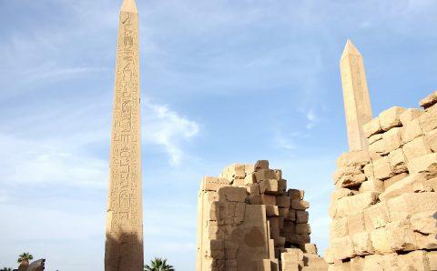 Mysterieuze obelisk verplaatst zich