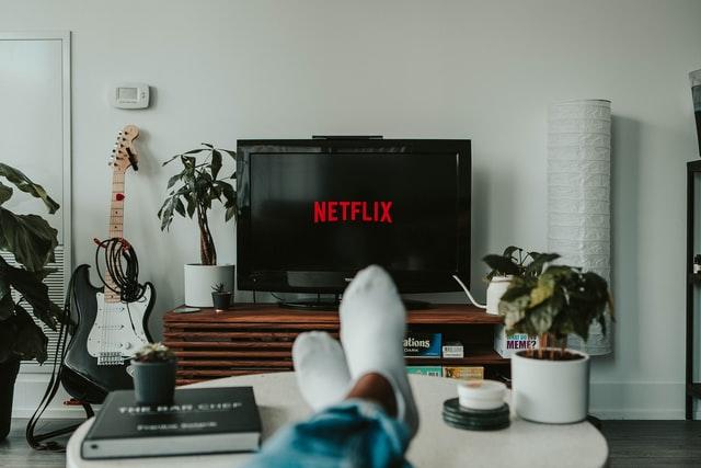 Grote stijging Netflix gebruikers in corona tijden