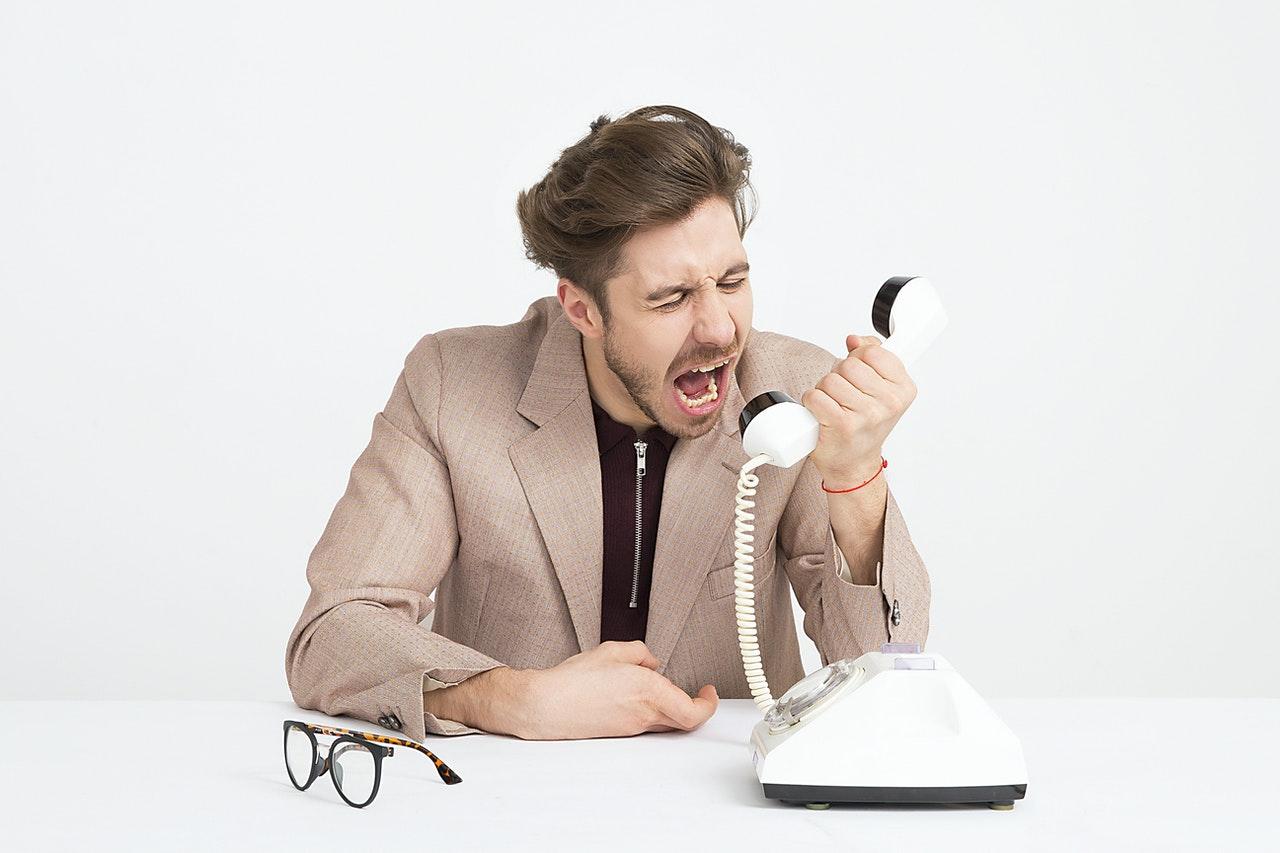 De 3 grootste ergernissen bij het bellen naar de klantenservice