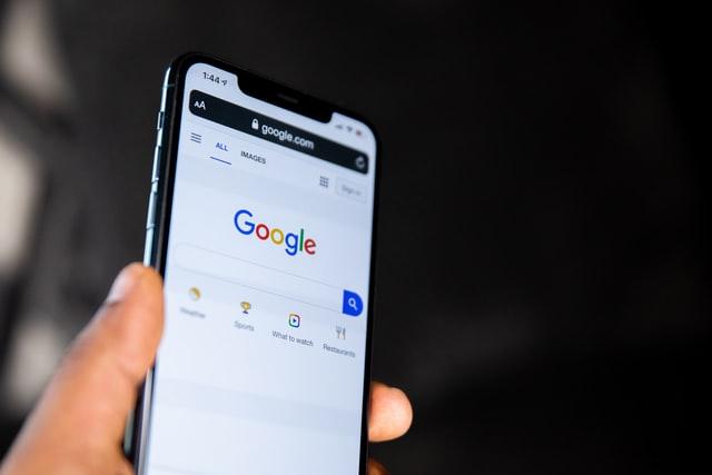 Google stopt met het volgen van surfgedrag