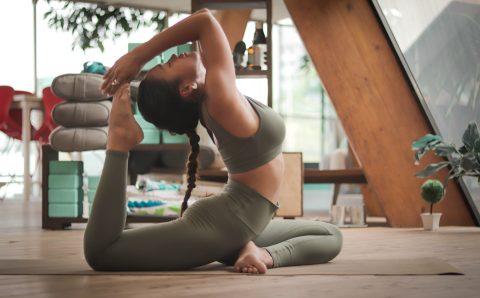 Yoga ook in Nederland steeds populairder