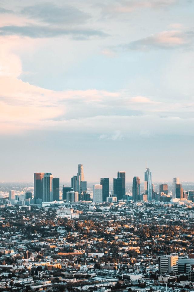 Yolanthe Cabau vertoeft voornamelijk in LA