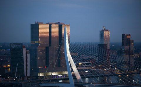 Bezienswaardigheden in Rotterdam