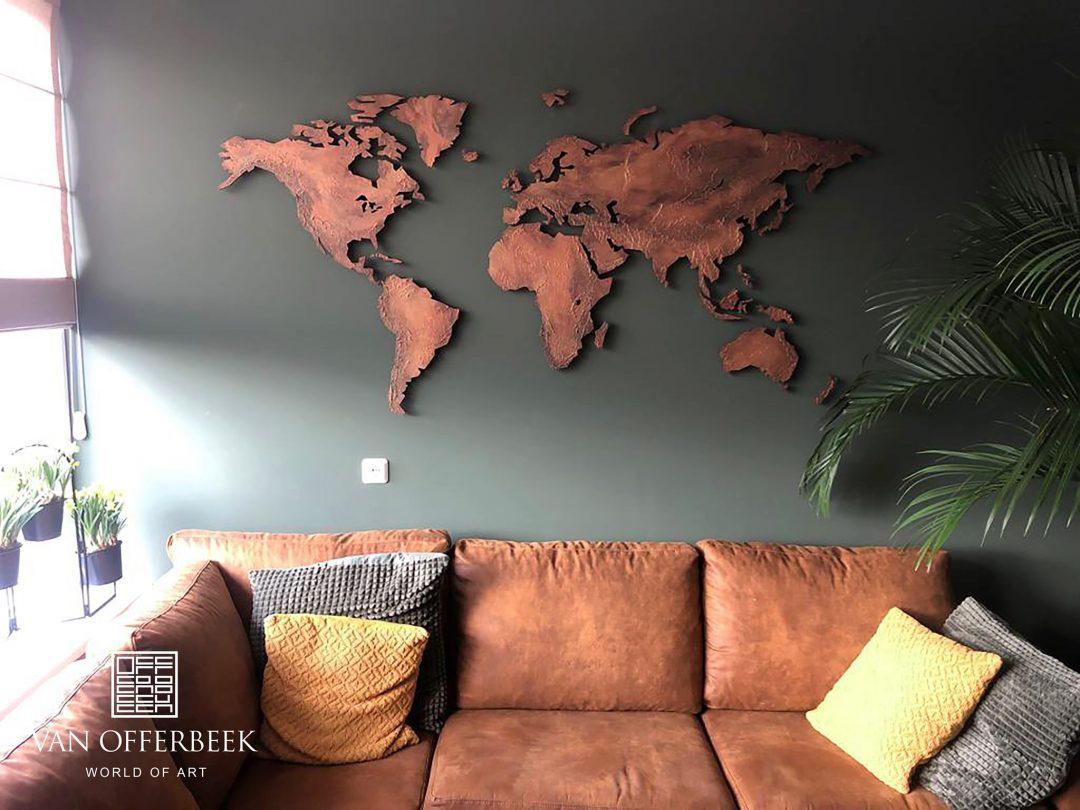 Gek op reizen? laat het zien in je woonkamer!