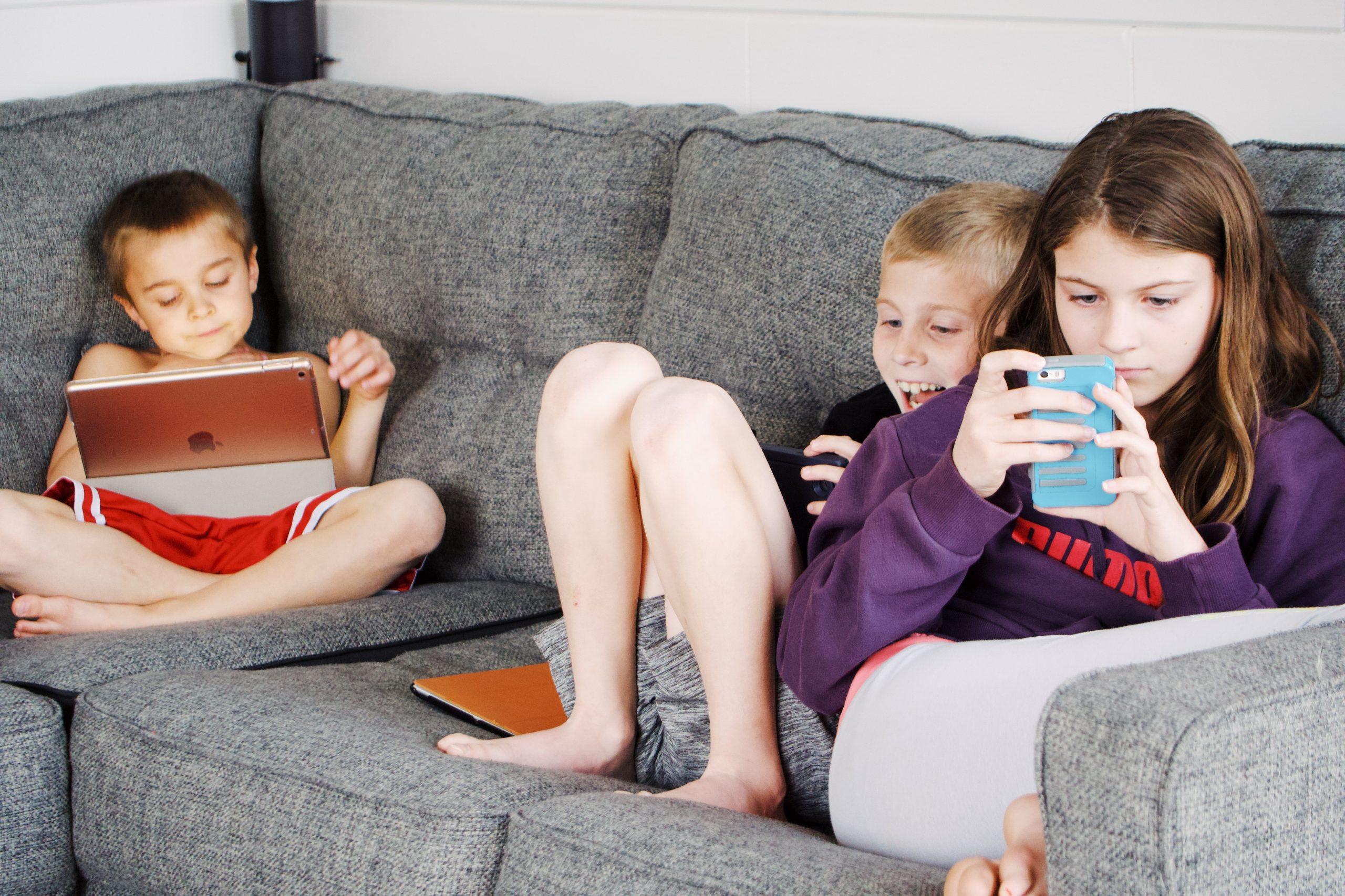 Het verminderen van schermtijd voor kinderen