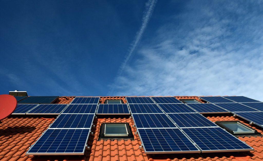 Aantal huizen met zonnepanelen blijft groeien